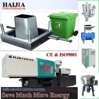 Best Plastic Waste Bin Injection Molding Machine For Trash Pallet Garbage wholesale