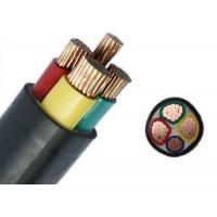 Best Armored / Unarmored Power Electric PVC Insulated Cables 50mm2 Conductor Cross Section wholesale