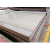 Cheap ASTM A553 A553M Boiler Alloy Steel Sheet Plate / Pressure Vessel Plates 600mm To 2500mm for sale