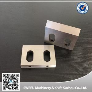 Best High hardness SKD11 steel granulator plastic crusher blades wholesale