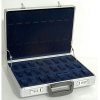 Best Lightweight Aluminum Jewelry Carrying Case Easy To Clean With Heavy Duty Handle wholesale
