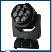 Best 7 X15w Led Zoom Moving Head Beam Light Clay Paky Bee Eye For Home Party Disco wholesale