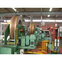 China Horizontal Continuous Casting Machine For Brass And Copper Ally Strip on sale