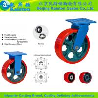 China KI2016 Kaiston Extra Heavy Duty industrial casters on sale