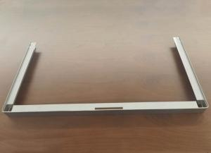 China Anodized Industrial Aluminium Extrusion Profiles for TV Frame Al6063Frame on sale