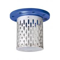 Best Thread Connect Suction Pipe Strainer , Stainless Steel Basket Strainer wholesale