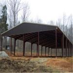 Best Farm Metal Roof Storage Shed (KXD-SSB1176) Steel Storage Sheds wholesale