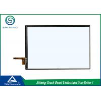 China Analog Resistive POS Computer Touch Screen /  LCD Touchscreen ITO Film To Glass Structure on sale