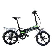 Best Waterproof Mini 20 Inch Folding Electric 30km/H Max Speed 48V Voltage wholesale
