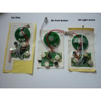 Best Sound module for greeting cards.postcards,Recordable sound chip,voice module wholesale