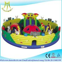 China Hansel Newest Arrive China factory high quality Inflatable Fun City for sale on sale