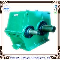 China 750 - 3000rpm Input Speed Helical Gear Reducer Gear Box For Heavy Equipment on sale
