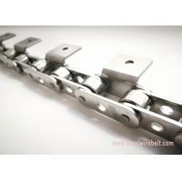Best Durable Roller Stainless Steel Conveyor Chain High Frequency Quenching wholesale