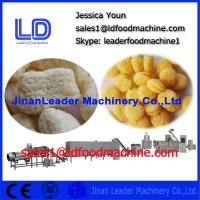 Best Jinan Co-extruder Puffs Snacks Food processing equipment wholesale