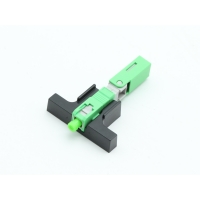 Best FTTH T Type 50N SC SM APC Assembly Connector For Drop Cable wholesale