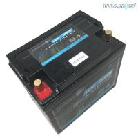 Best 12.8V 12V 30Ah Lithium-ion Lithium ion LiFePo4 Solar Battery Pack wholesale