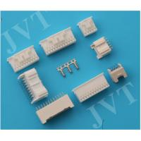 Best JVT hot sell 2.0mm pitch PAD/ PCB connector ,2-16 pin ,PA66 UL94V-0 wholesale