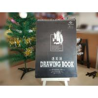 Best Customized Cover Artist Paint Pad Sketch Drawing Paper Sketchbook 100gsm 60 sheets wholesale