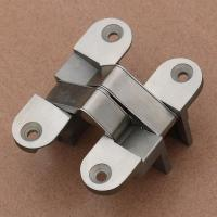 Best 180 Degree Stainless Steel 304 Invisible Hinge for Wood Door wholesale
