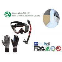 Best Scuba Mask LSR Liquid Silicone Rubber High Stability 6250-50T® 12 Months Shelf Life wholesale