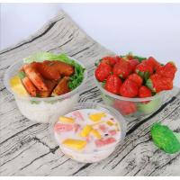 China disposable salad bowl,plastic puppy bowls on sale