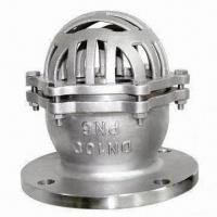 Best Foot Valve, Made of Carbon Steel wholesale