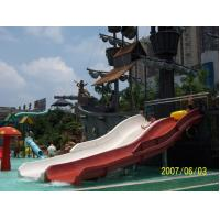 Best Commercial 8m Spiral Water Swimming Pool Slides for Holiday Resort wholesale