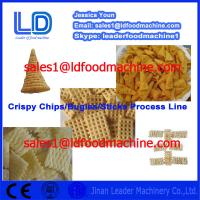 Best China 304 STAINLESS STEEL SALAD/CRISPY CHIPS/BUGLES SNACKS PRODUCTION LINE wholesale