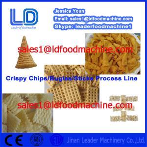 Best STAINLESS STEEL SALAD/CRISPY CHIPS/BUGLES SNACKS PROCESS LINE wholesale