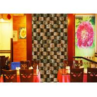 Best Eco - Friendly Embossed 3d Brick Effect Wallpaper For Restaurant Background wholesale