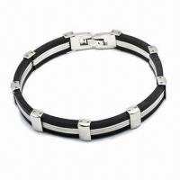 Best 316L Stainless Steel Bracelet, Available in Various Styles wholesale