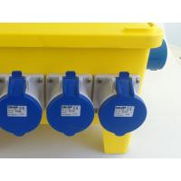 Cheap 24 Poles Portable Electrical Spider Box IP66 Water Resistant 13.5kg Weight for sale