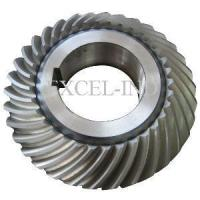 China Spiral Bevel Gear on sale