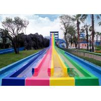 Best Adult Extremely Stimulated Fiberglass Water Slide / Indoor Park Equipment wholesale