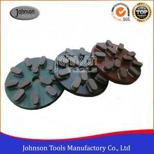 Best 6 8 10 Resin Bond Abrasive Disc Concrete Grinding Wheel For Stone Polishing wholesale