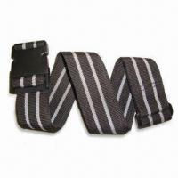 Best Adjustable Luggage Strap, Measures 2 Inches x 180cm, Made of Plastic, POM and Polypropylene wholesale