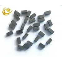 0.4 - 2.0 Mm Thickness CVD Diamond Finishing Tool Blank High Hardness