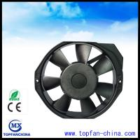 Best AC 220V / 240V 2500RPM Equipment Cooling Fans With Magnet Wires wholesale