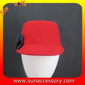 China 2267 Sun Accessory customized fashion winter wool felt cadet newsboy hats  ,women hats and caps wholesaling on sale