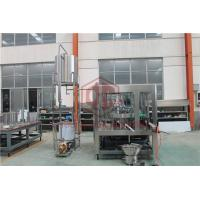 Negtive Pressure Glass Bottle Filling Machine For Concentrate Preparation Juice