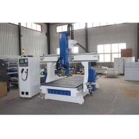 Best 6kw Air Cooled Spindle CNC Wood Cutting Machine 380V / 220V 50HZ For Woodworking wholesale