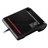 Best USB ID - Single Contact Smart Card Reader  Support ATM / CAC Card & other IC Cards(ZW-12026-2-Black)  wholesale