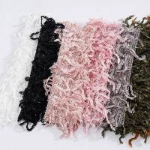 China High Density Warm Long Pile 100% Polyester Plush Fabric on sale