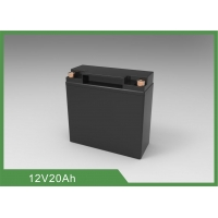 Best 1kHz 12V 20Ah Lifepo4 Deep Cycle Battery MSDS For LED Lighting wholesale
