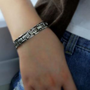 Best High quality negative ion titanium bracelet,charming titanium fir infrared ray bracelet wholesale wholesale