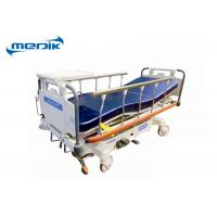 China Medical Patient Transport Trolley With Head/Foot Board on sale