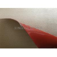 Best Chemical Corrosion Silicone Coated High Silica Fiberglass Fabric Cloth Multi Color wholesale