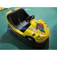 Best Sibo CE Certificated Indoor Yellow Kids Bumper Cars For Sale wholesale