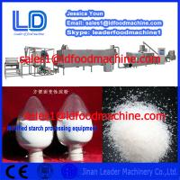 Best High Quality Extruded Modified Starch processing line wholesale