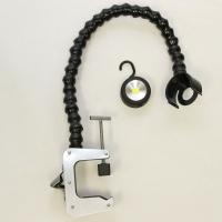 3W Power BBQ LED Light Clamp Design Easily Fixing Up For Car Roadside Repairs